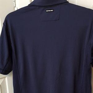 Puma Shirts - Puma Golf | Navy Blue Golf Polo
